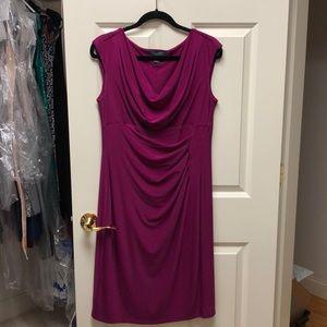 Gorgeous & machine washable LRL cocktail dress!